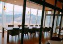山北町丸山山頂 株式会社トヤマの絶景!社員食堂にお邪魔しました。