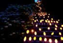 2018年中井町「竹灯篭の夕べ」に行ってきました。26日・27日 2日間開催です。