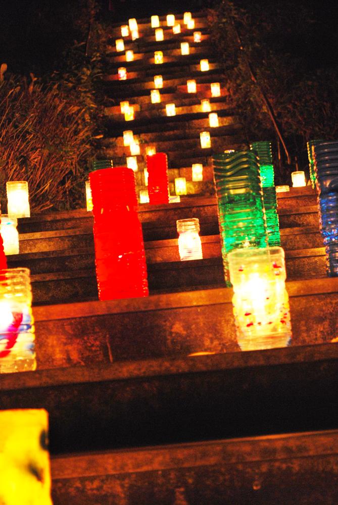 町民のチカラで運営する中井町「あかりの祭典」の魅力。行けばわかるその美しさ!