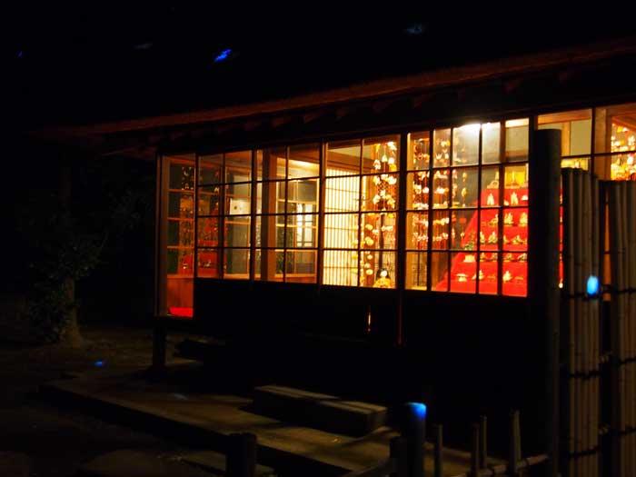 2017年2月25日開成町瀬戸屋敷ひなまつり『ひなナイトミュージアム』に行って来ました!