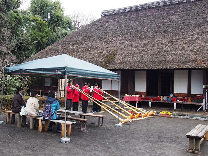 開成町瀬戸屋敷「せとわらしまつり」に行ってきました。