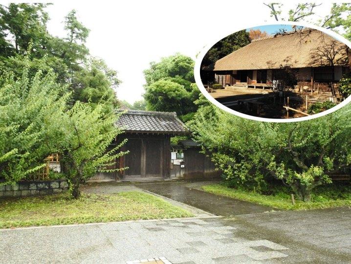 開成町の水田を目の前に、心落ち着く「瀬戸屋敷」と「紋蔵」が開館再開